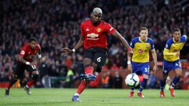 Diincar Madrid, Pogba Minta Rp9,2 Miliar per Pekan ke Man Utd