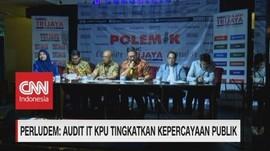 Perludem: Audit KPU Tingkatkan Kepercayaan Publik