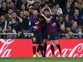Barcelona Kembali Kalahkan Real Madrid di Santiago Bernabeu