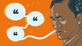 INFOGRAFIS: Ocehan Andi Arief, Politikus dalam Jerat Narkoba