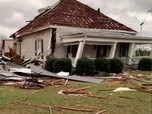 Nahas, Tornado Terjang Alabama Sebabkan 23 Orang Tewas