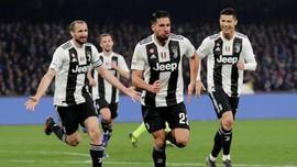 Juventus 'Gilas' Udinese 4-1