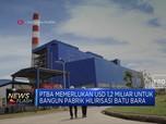 PTBA Bangun Pabrik & Kawasan Senilai Rp 17 T