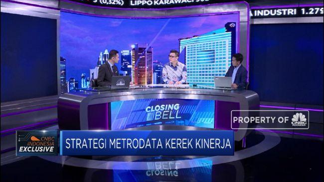 MTDL Metrodata Kembangkan Teknologi Berbasis AI
