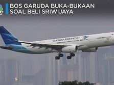 Penyebab Garuda Caplok Sriwijaya, Ada utang US$ 58 Juta