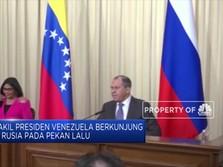 Venezuela Perkuat Hubungan Bilateral Dengan Rusia