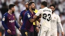 Barcelona dan Madrid Tolak Pemindahan Venue El Clasico
