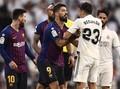 Bek Muda Madrid Hina Suarez dan Messi di El Clasico