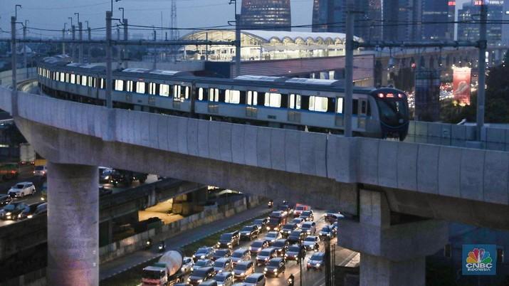 Jalan Panjang RI Punya MRT: Dari Habibie Sampai Jokowi