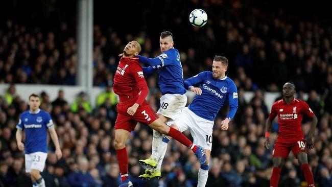 Klasemen Liga Inggris Setelah Liverpool dan Everton Imbang