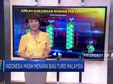 Indonesia Hanya Menarik Bagi Turis Malaysia?