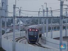 Uji Publik Dimulai Hari ini, MRT Jakarta Buka Seluruh Stasiun