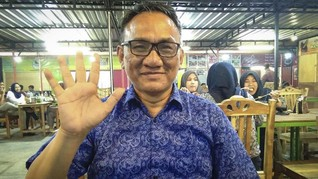 LBH Minta Kasus Andi Arief Tak Didasari Kebencian Politik