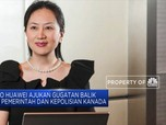 Pengacara Meng Wanzhou Gugat Pemerintah Kanada