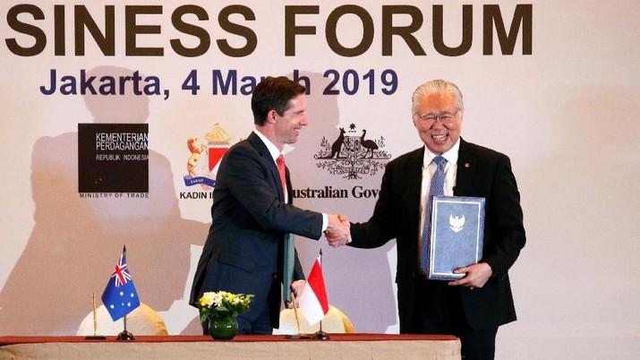 Akhirnya, Perjanjian Ekonomi IA-CEPA Resmi Diteken!