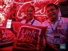 Alasan Menteri Rini Kembali Tunda Peluncuran LinkAja