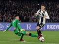 FOTO: Kemarahan Ronaldo dan Kemenangan Juventus atas Napoli