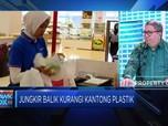 Pemerintah Galau Aturan Kantong Plastik Berbayar