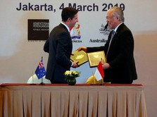 RI-Australia Teken Perjanjian Ekonomi IA-CEPA, Apa Kata JK?