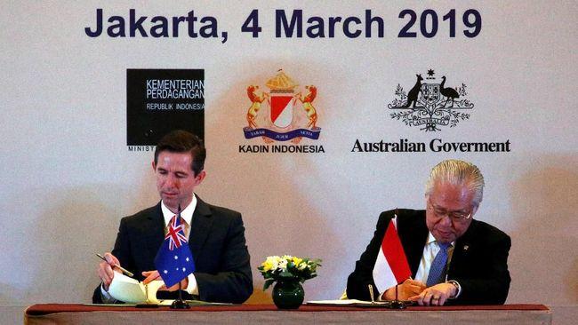 POLY Emiten-emiten Ini Diuntungkan Perdagangan Bebas RI-Australia