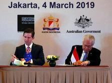Emiten-emiten Ini Diuntungkan Perdagangan Bebas RI-Australia