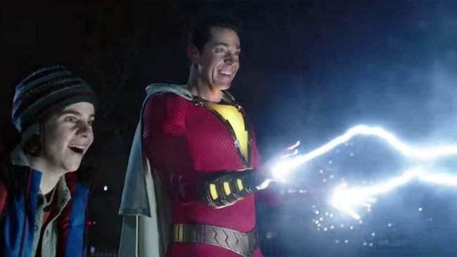 Box Office Debut Rendah, 'Shazam!' Masih Berpotensi Untung