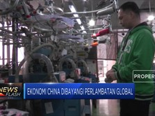 Ekonomi China Dibayangi Perlambatan Global