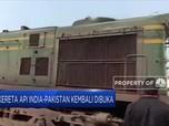 Jalur Kereta Api India - Pakistan Kembali Dibuka
