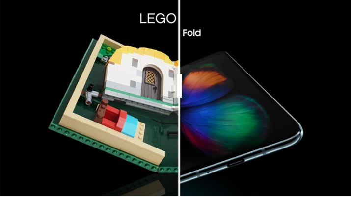 Lego Olok-olok Ponsel Lipat Samsung & Huawei