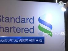 Standar Chartered Salurkan Kredit Rp 32,2 T