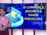 E-Commerce Indonesia Makin Bergelora