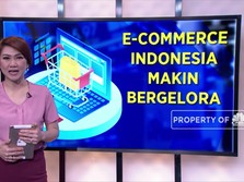 E-Commerce Indonesia Makin Bergelora