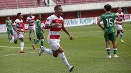 Hasil Piala Indonesia: Madura United Kalahkan Persebaya