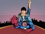 Di Bioskop RI, Dilan Sukses Kalahkan Captain America Cs