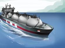 Resmi Pegang Bisnis LNG, Ini Target Pasar PGN
