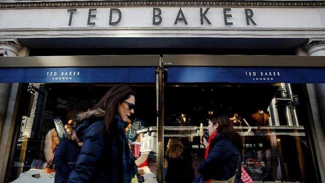 CEO Ted Baker Mundur karena Dugaan Pelecehan