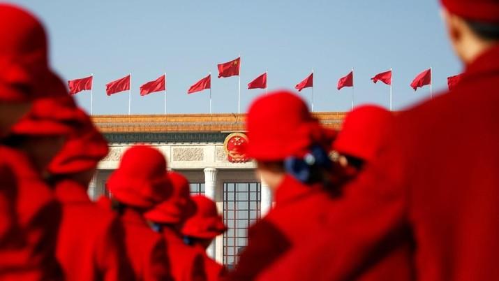 China: Perang Dagang dengan AS Pukul Ekonomi Dalam Negeri