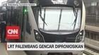 LRT Palembang Akan Berintegrasi dengan Damri