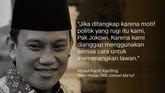 Wakil Ketua TKN Abdul Kadir Karding