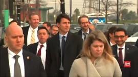 VIDEO: Menteri Kanada Mundur, Justin Trudeau Semakin Tersudut