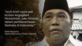 Wakil Ketua Umum Gerindra Arief Poyuono.