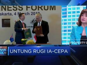 Indonesia Bisa Ambil Untung dari IA-CEPA