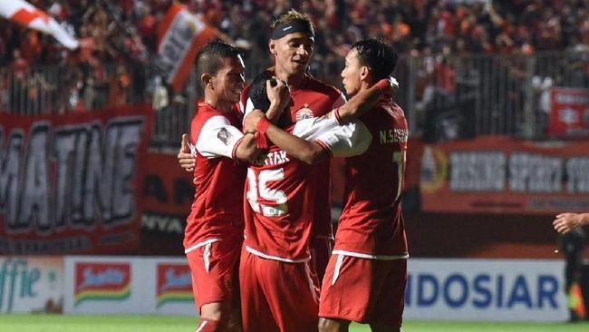 Hasil Piala AFC 2019: Persija Bantai Shan United 6-1