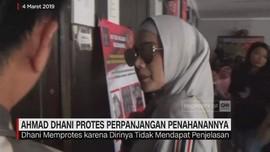 Ahmad Dhani Protes Perpanjangan Penahanannya