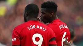 Pogba dan Lukaku Diklaim Ribut Soal Penalti di Man United