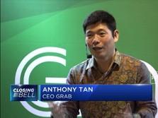 Cerita CEO Grab Anthony Tan Tak Berhenti Menangis karena PHK