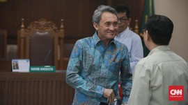 Kasus Suap PN Jakpus, Eddy Sindoro Divonis 4 Tahun Bui