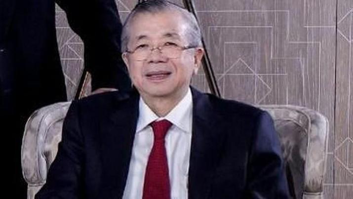 Harjo Sutanto, pemilik Wings Group, kini berusia 92 tahun