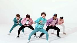 TXT Jadi Grup K-Pop Tercepat Rajai Billboard