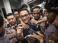 Andi Arief Datangi RSKO untuk Jalani Rehabilitasi Narkoba